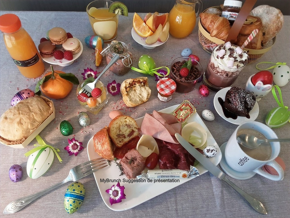 MyBrunch spécial Pâques