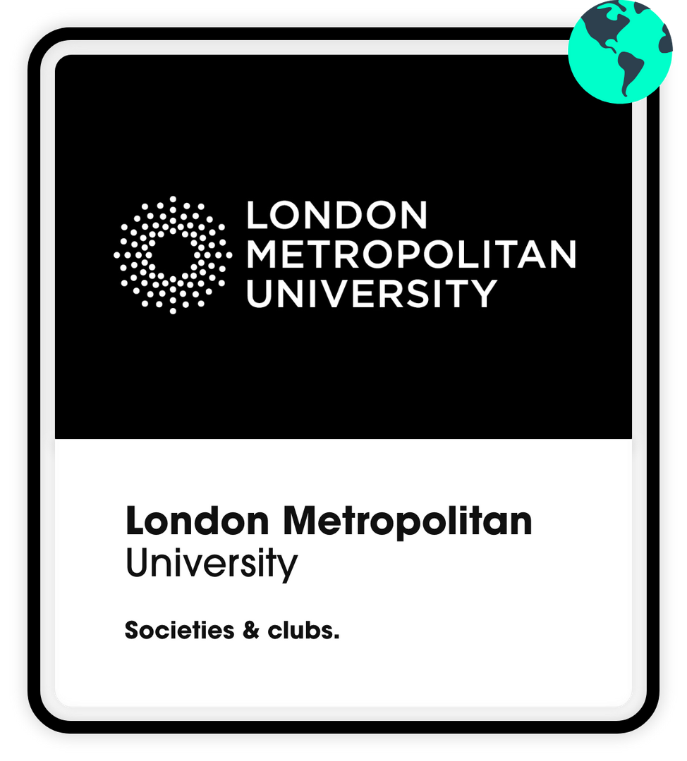 London Metropolitan Societies