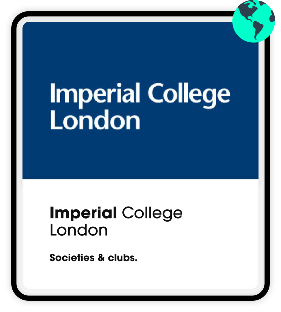 Imperial College Societies