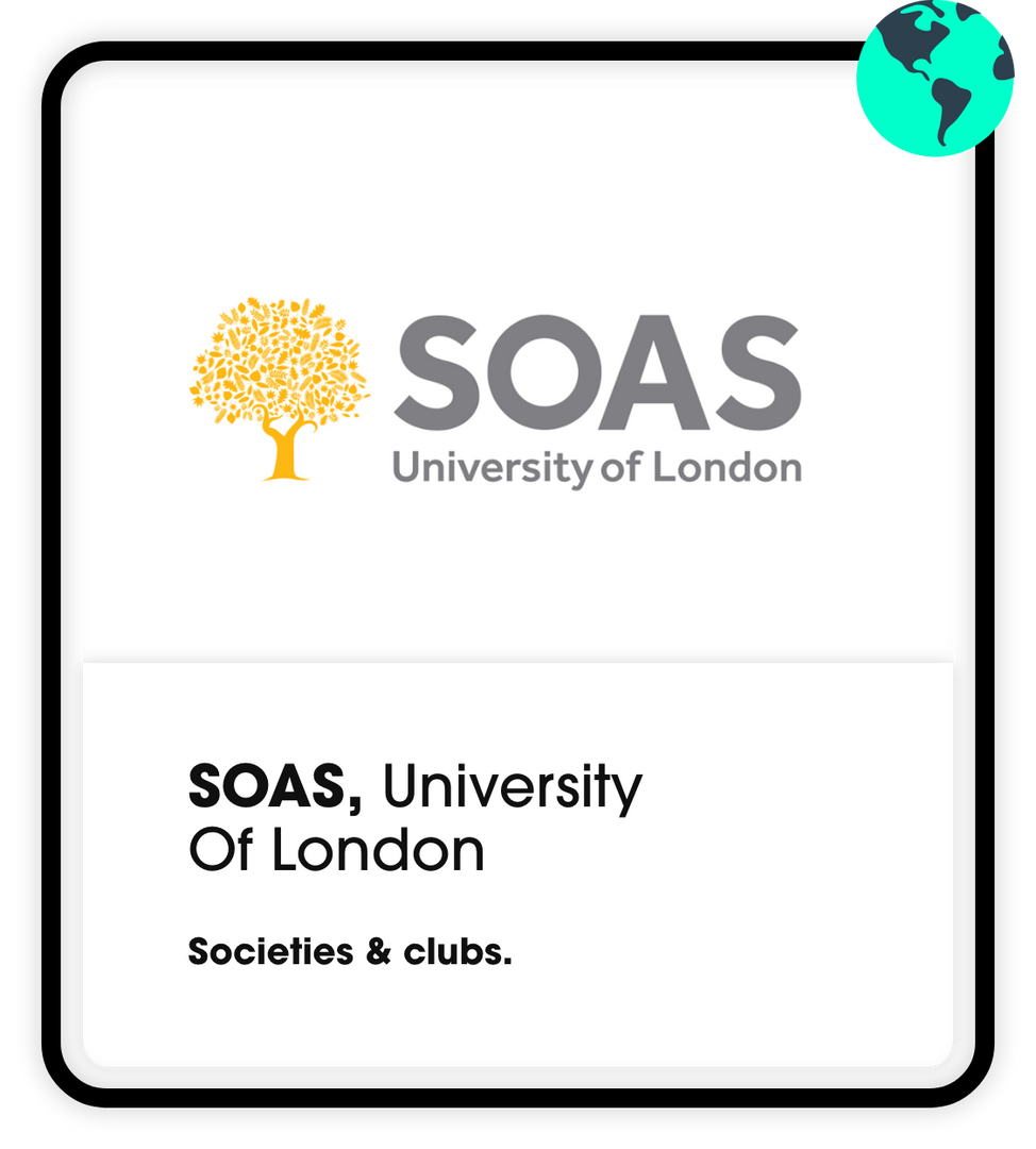 Soas societies