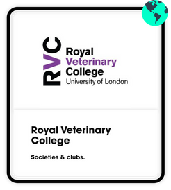 Royal Veterinary College societies