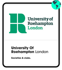 University of Roehampton societies