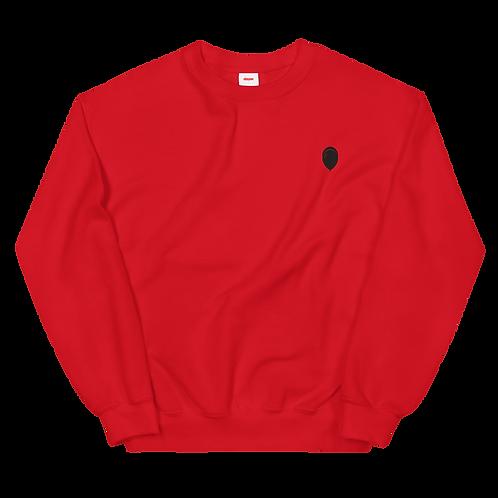 OG Dayer Sweatshirt w/ Black Embroidered Logo