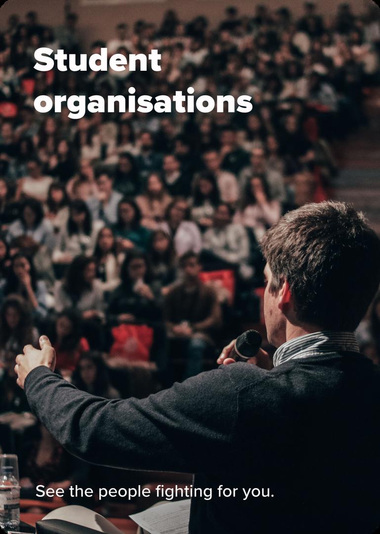 Student Organisations
