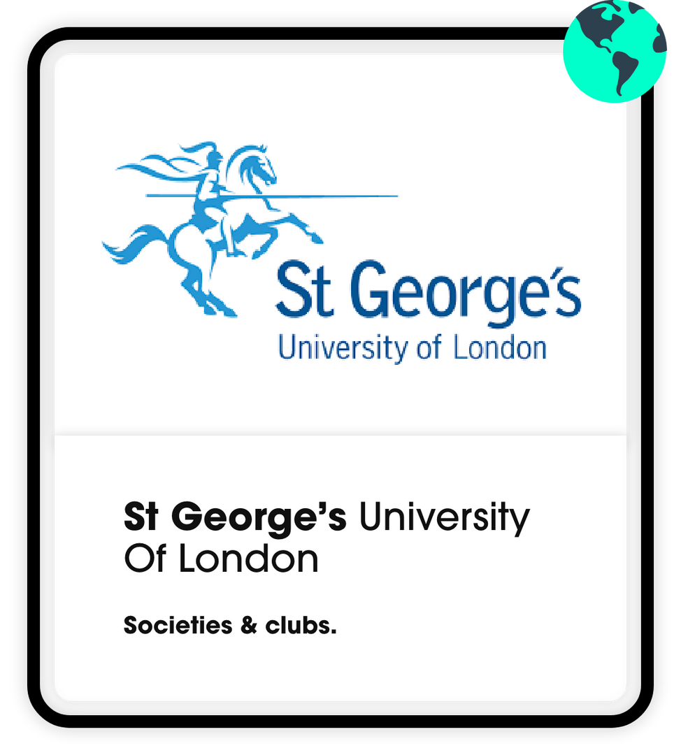 st george's societies