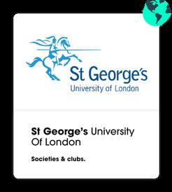 st george's societies