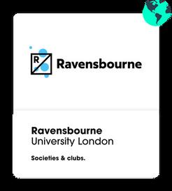 Ravensbourne Societies
