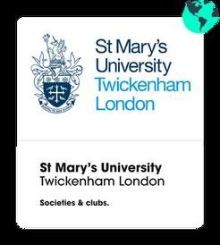 St mary's university societies
