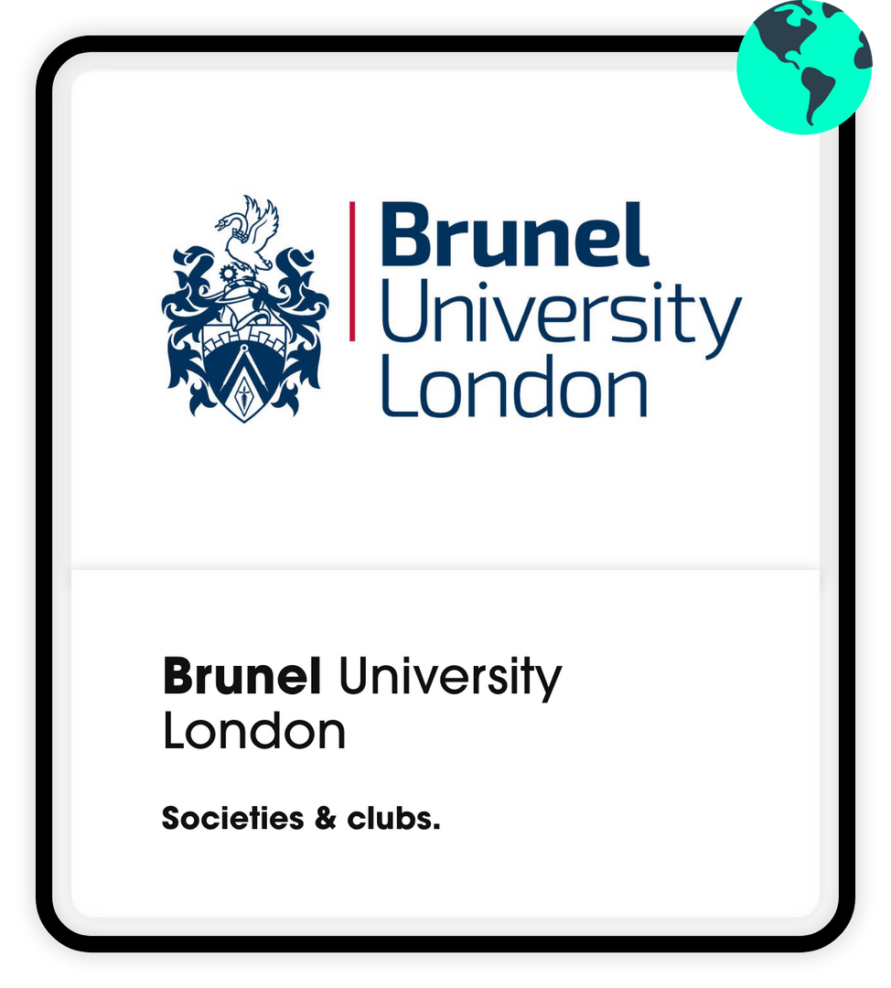 Brunel University Societies