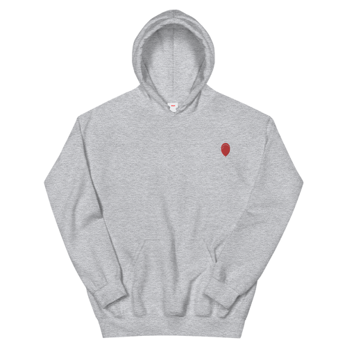 Unsx OG Dayer Hoodie - Red Thread