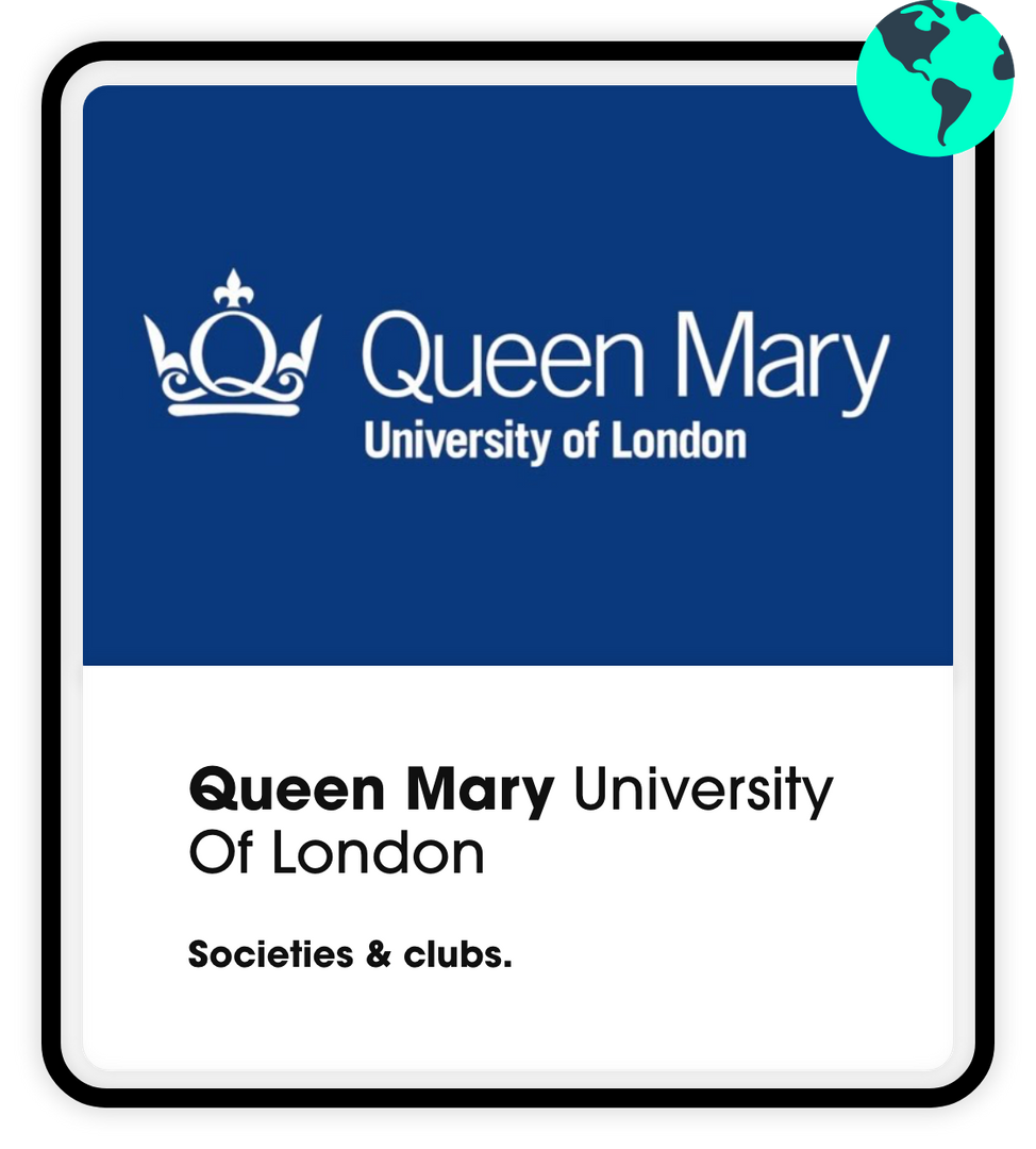 Queen Mary Societies