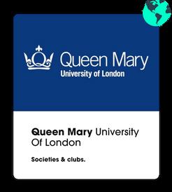Queen Mary Societies