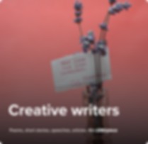 creative writers
