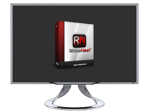 RhinoNest V.4.6 EDU LAB