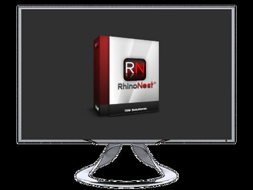 RhinoNest Upgrade 4.6 von V4