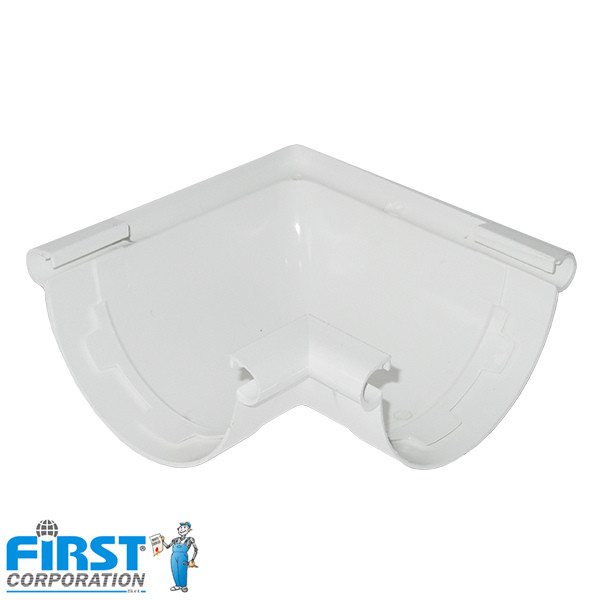 Coltar First Plast 125 Alb