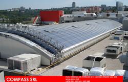 Hidroizolare la acoperis plat