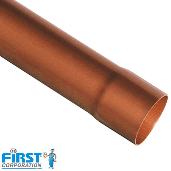 Burlan First Plast 125 Cupru