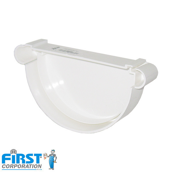 Capac First Plast 125 Alb