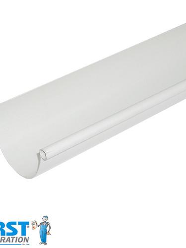 Желоб First Plast 125 Белый