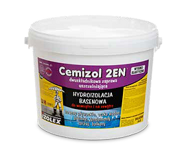 Cemizol 2EN - Hidroizolare la piscine și bazine