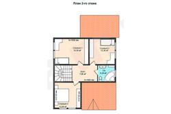 Graz - Planul etajelor