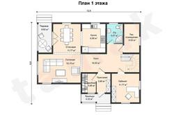 Linz - Planul etajelor