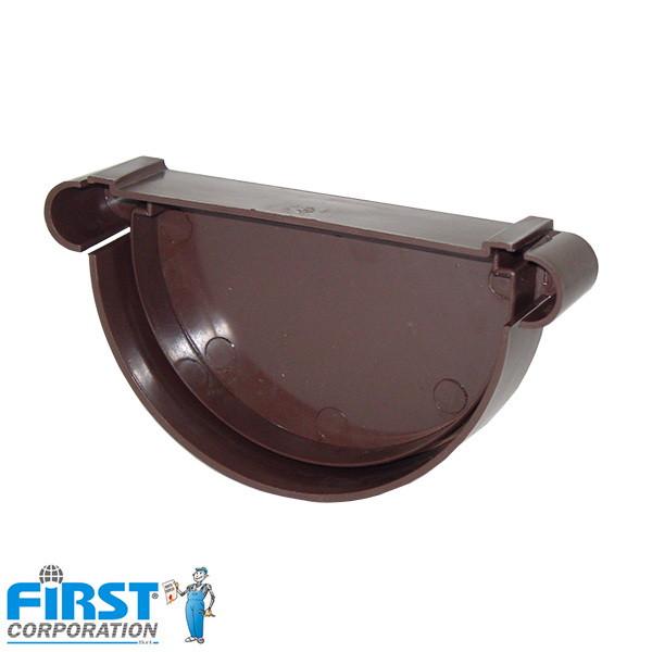 Capac First Plast 125 Brun