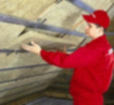 Rockmin - vată minerală pentru mansarde și acoperiș