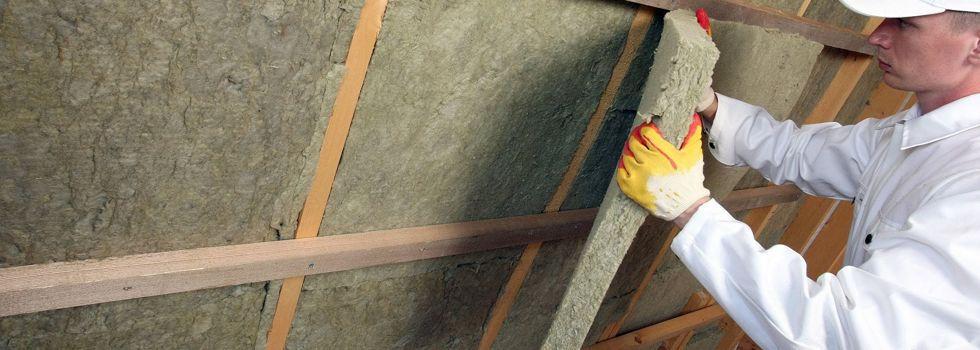 Rockmin - минвата для мансард и каркасных сооружений
