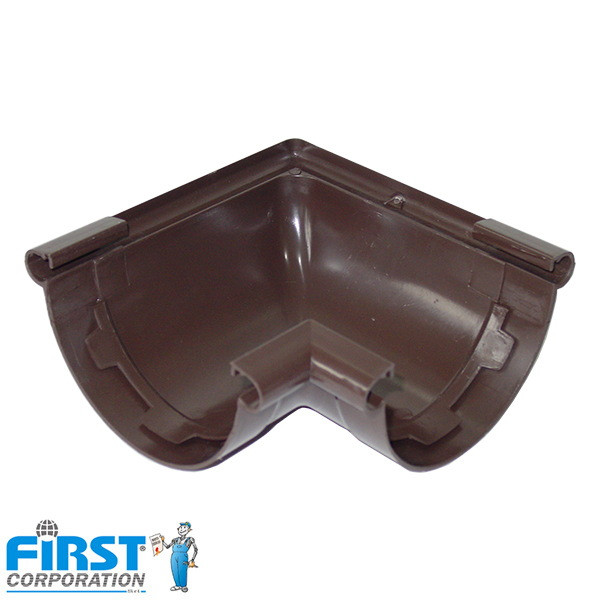 Coltar First Plast 125 Brun