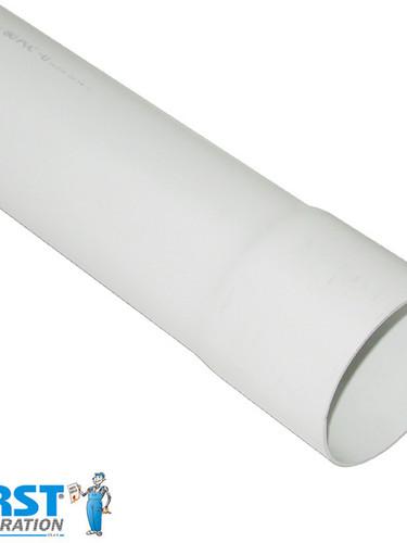 Труба First Plast 125 Белая