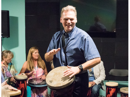 Observer: Drumming up good vibrations on Siesta Key with Positive Repercussions
