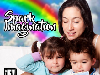 Reading to Your Child Enhances Imagination