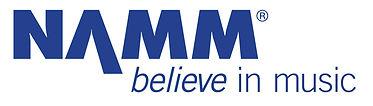 NAMM - Believe in Music - Logo