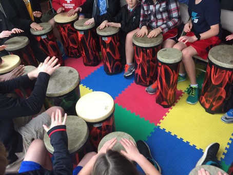 Sarasota Magazine: New Participatory Drumming Center Opens on Siesta Key