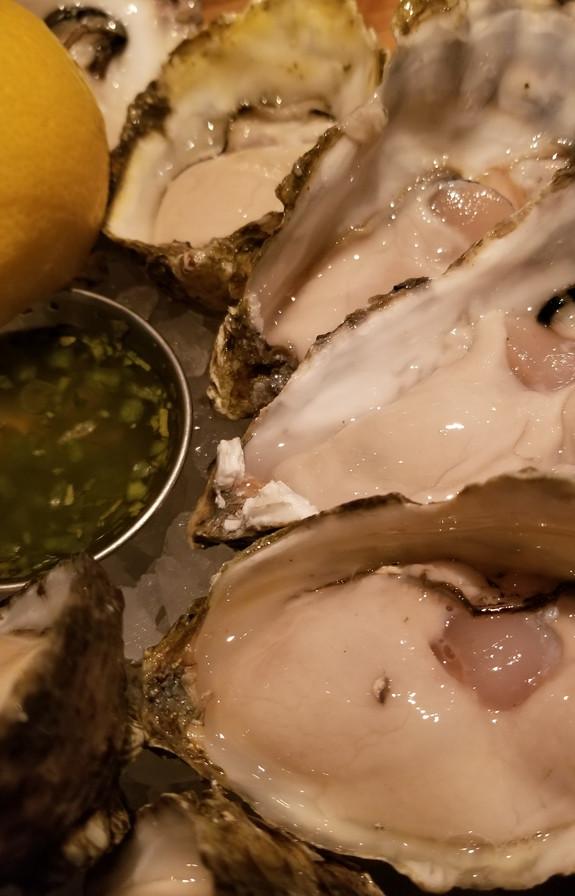 Fat Bastard Oysters