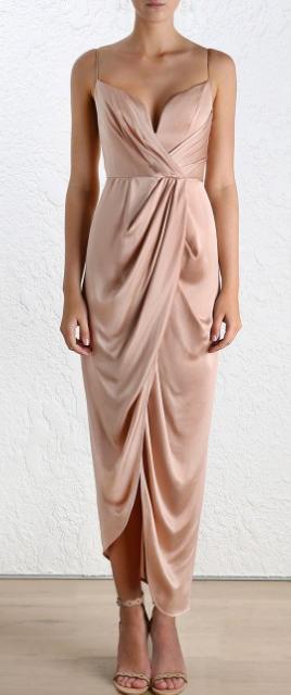 Zimmerman Silk Dress $475