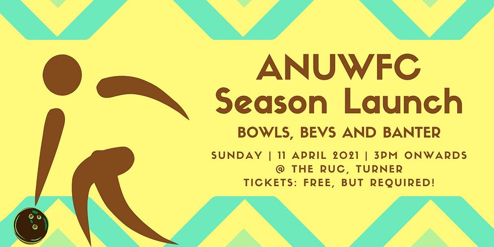 ANU WFC 2021 Season Launch