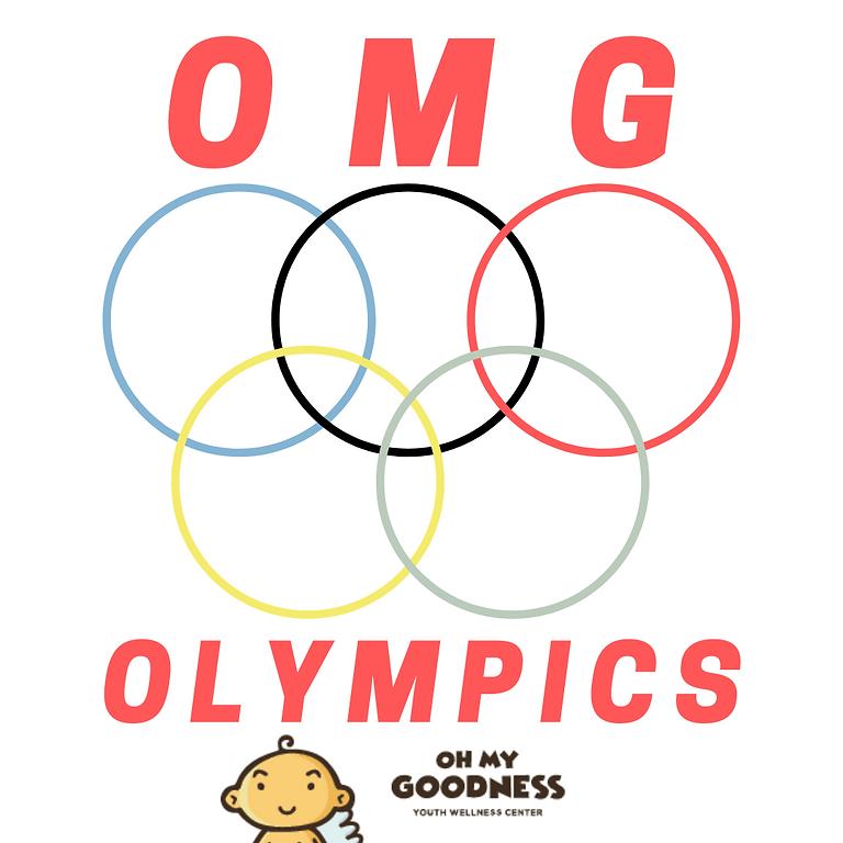 OMG OLYMPICS