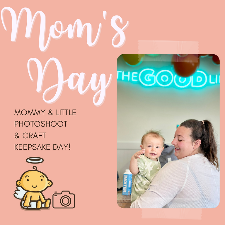 Mothers day keepsake  2:15 PM