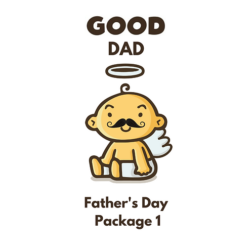 "Father's Day Package 1 ""Men's Care"""