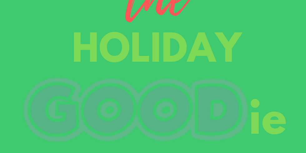 The Santa Goodie Box (In store)