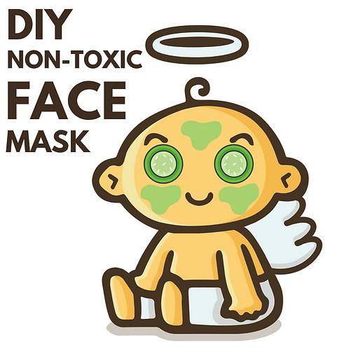 DIY NON TOXIC FACE MASK