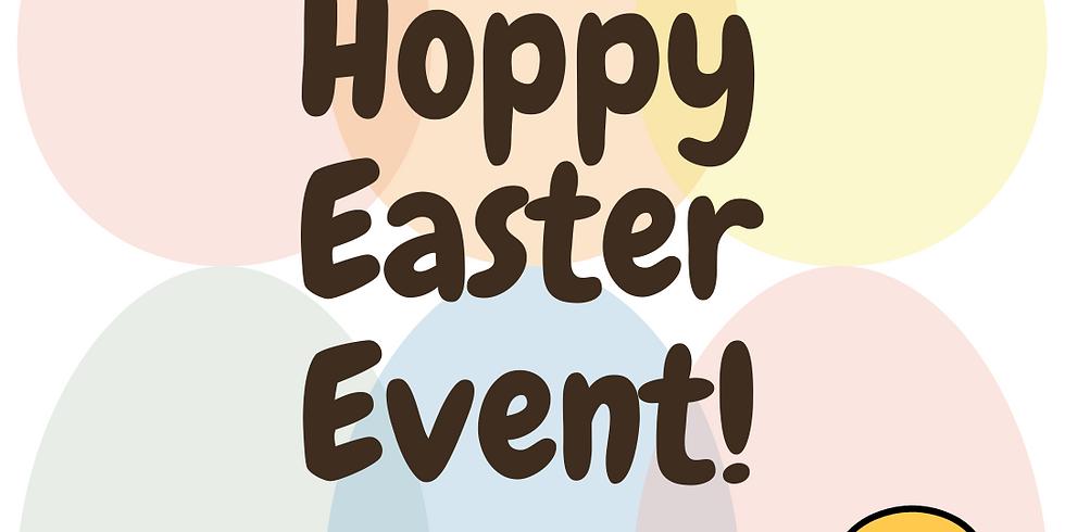 HOPPY EASTER EVENT (April 3rd 2:15-3:15)