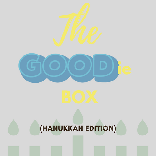 Hanukkah GOODie box