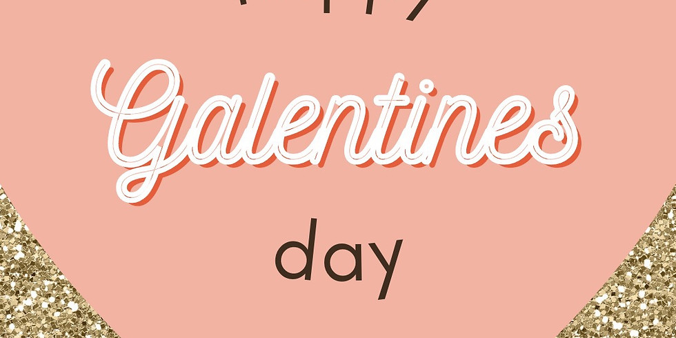GALentines day self care event