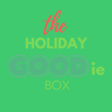 THE SANTA GOODIE BOX : DEC 19th @ 10:30