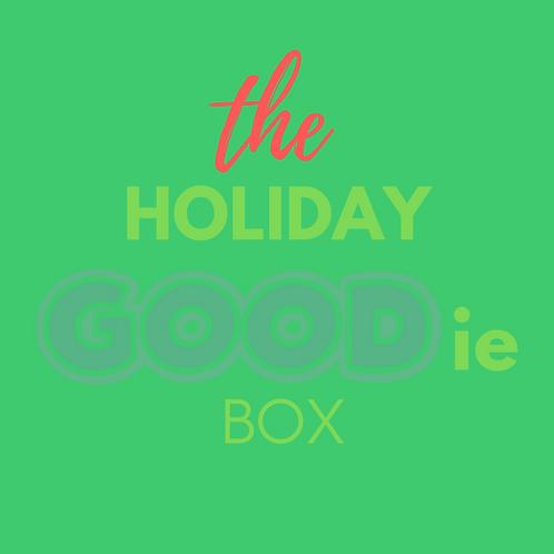 THE SANTA GOODIE BOX : DEC 19th @ 10:30