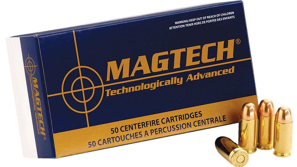 Magtech 40 S&W 180GR FMJ FLAT